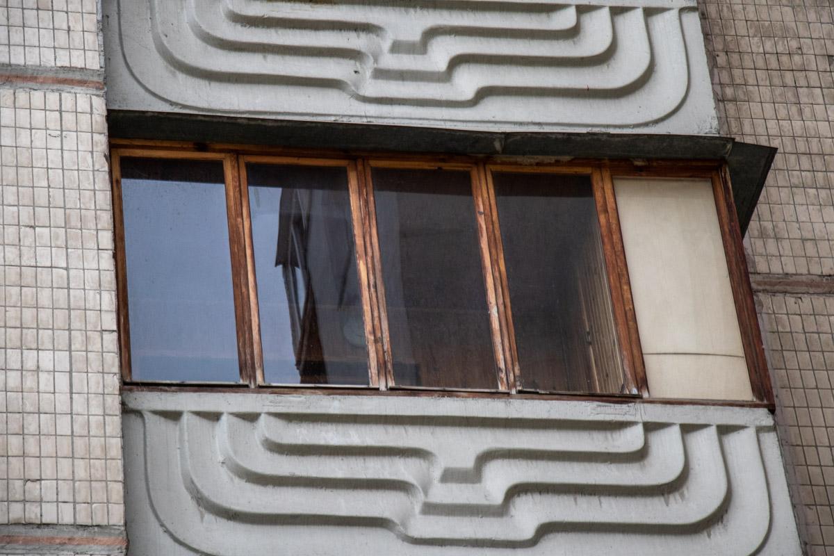 Злополучный балкон, с которого выпрыгнул Василий