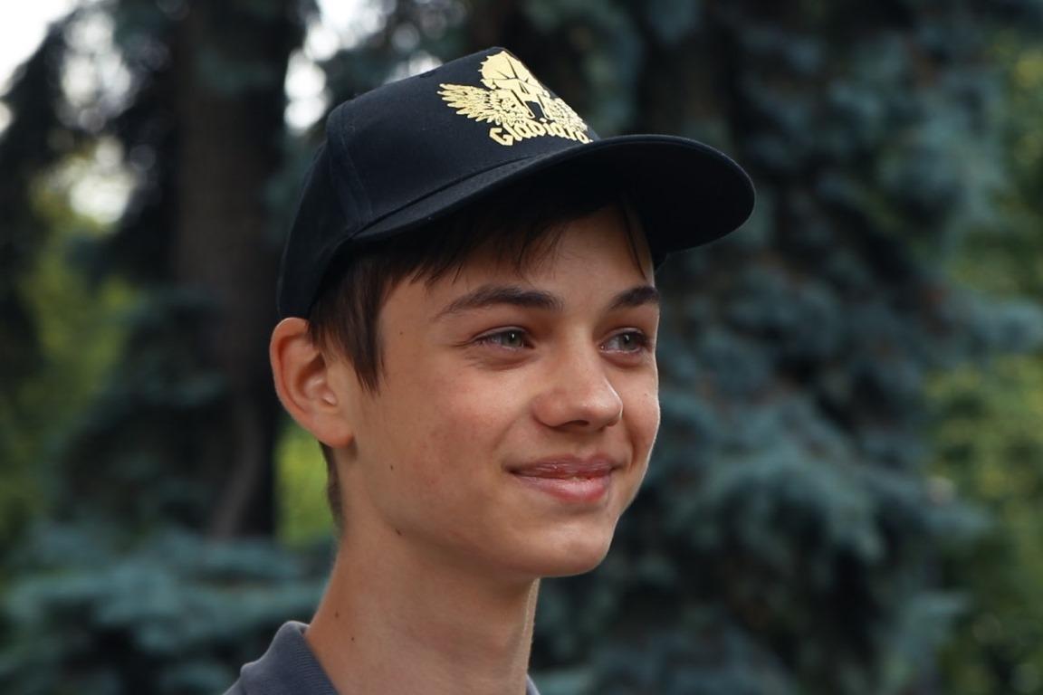 Благодаря образовательным программам ПриватБанка для детей 14-летний Илья побывал в Германии
