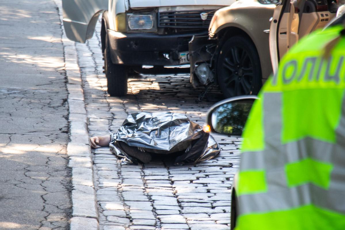 Мужчина умер до приезда скорой помощи