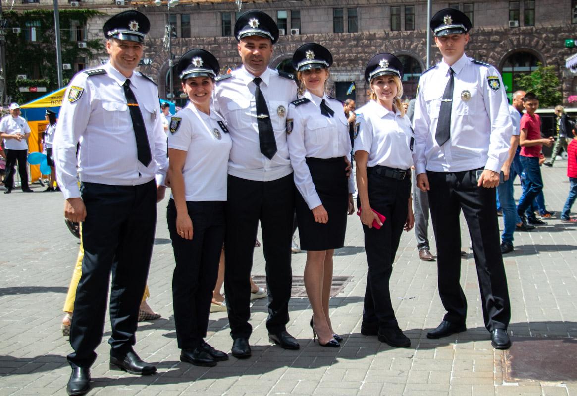 Реформированной полиции исполнилось четыре года