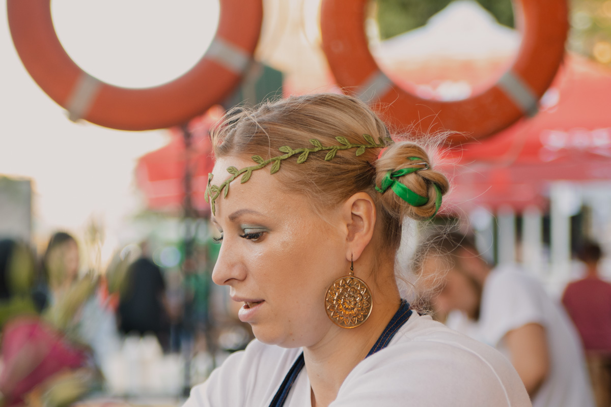В Киеве на Арт-заводе Платформа жители и гости столицы масштабно отметили самый мистический праздник в году Ивана Купала