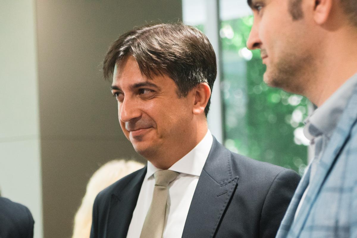 На открытии Liv Hospital побывал посол Турции в Украине Ягмур Ахмет Гульдере