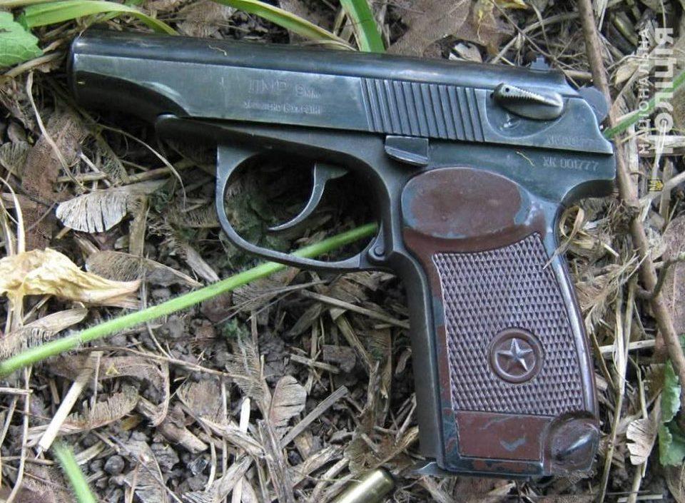 Пистолет не выстрелил из-за неисправности патрона