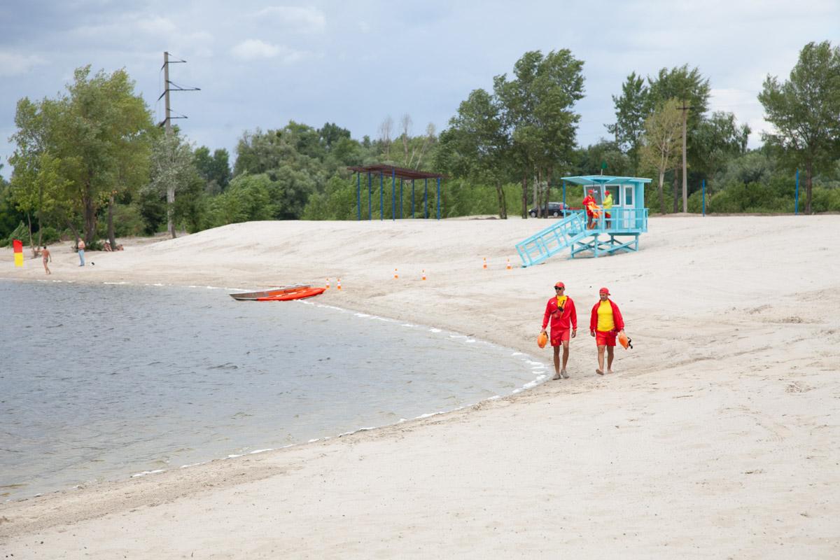Во время работ была расчищена акватория площадью 1,7 гектара