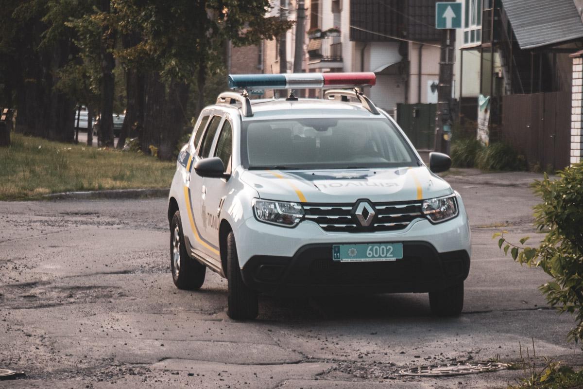 На месте работали спасатели ГСЧС, патрульная полиция и следственно-оперативная группа