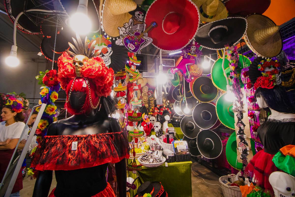 Мексиканский стиль с украинским оттенком