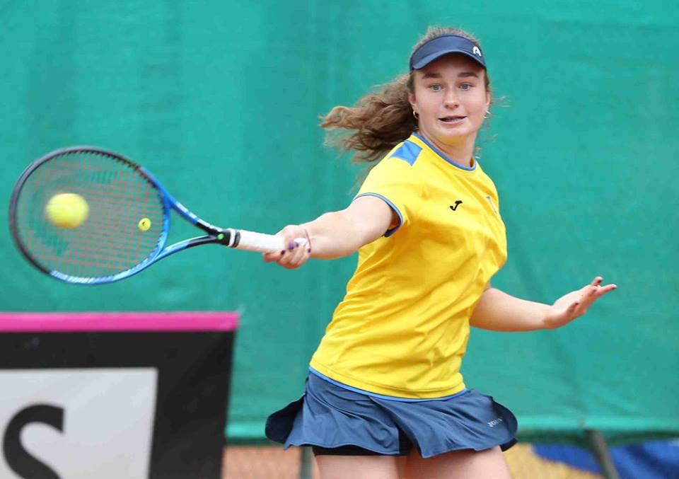 17-летняя украинка покоряет юниорские турниры