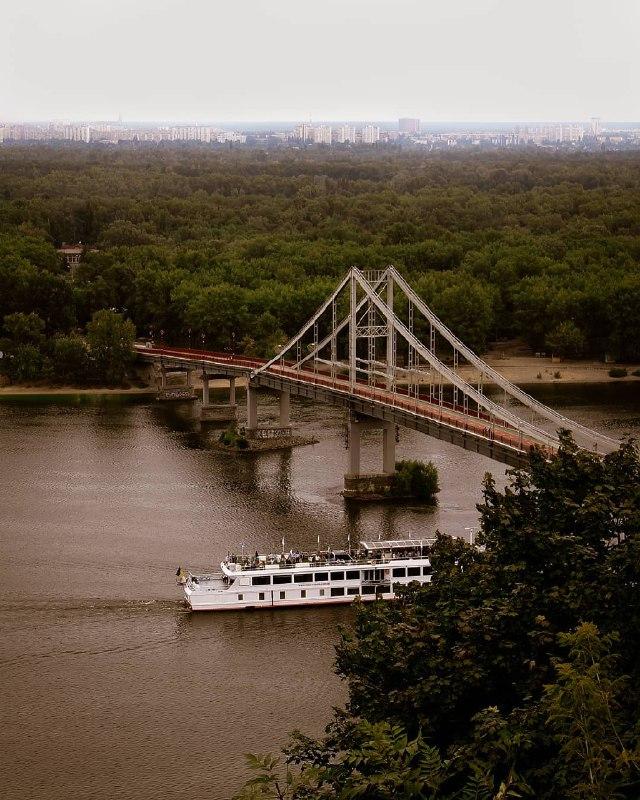 Аж мурашки по коже. Киев - до дрожи! Фото: @volochaii