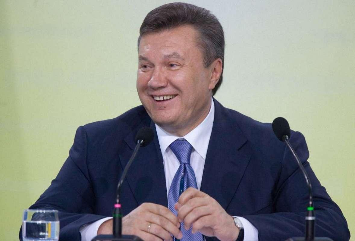 C бывшего президента Украины Виктора Януковича и еще с 6 приближенных к нему лиц сняли санкции