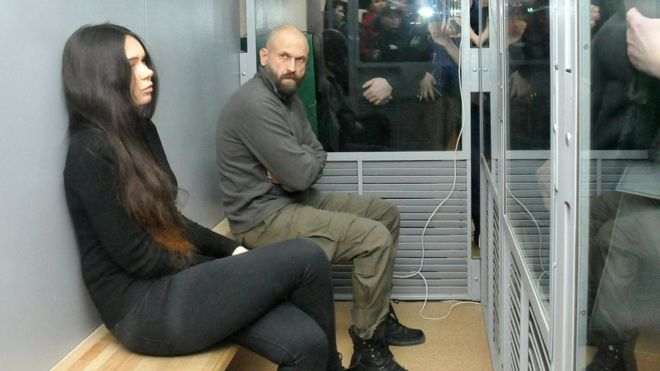 Зайцева и Дронов проведут в тюрьме по 10 лет