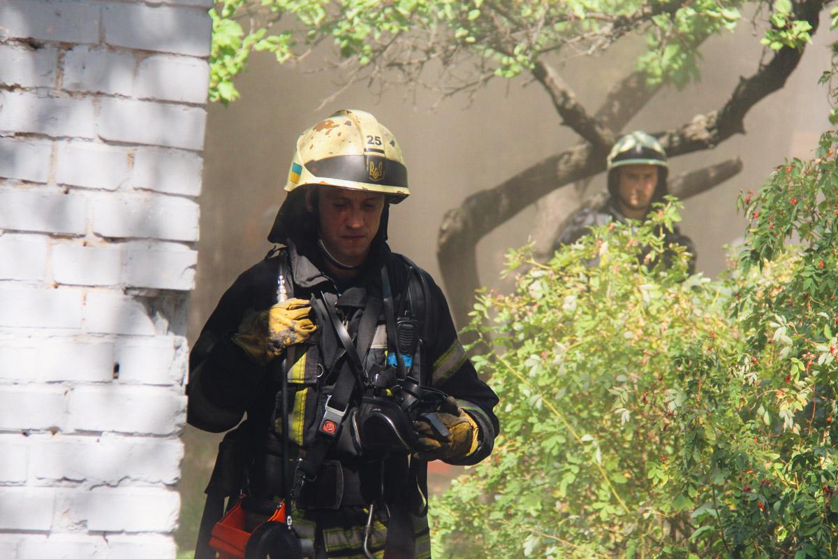 В среду, 21 августа, в Оболонском районе Киева прогремел взрыв
