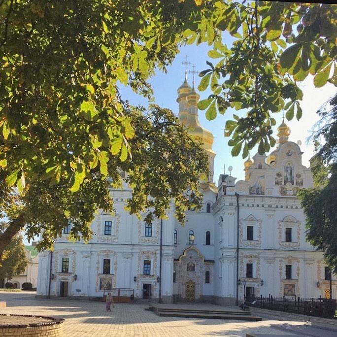 Храмы в Киеве заслуживают отдельного внимания. Фото: @natali.kotsarubova