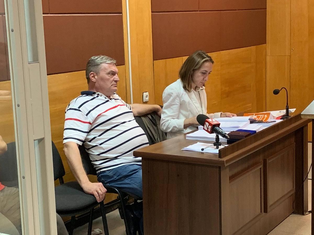 Замминистра Грымчака арестовали за два дня до старта суда