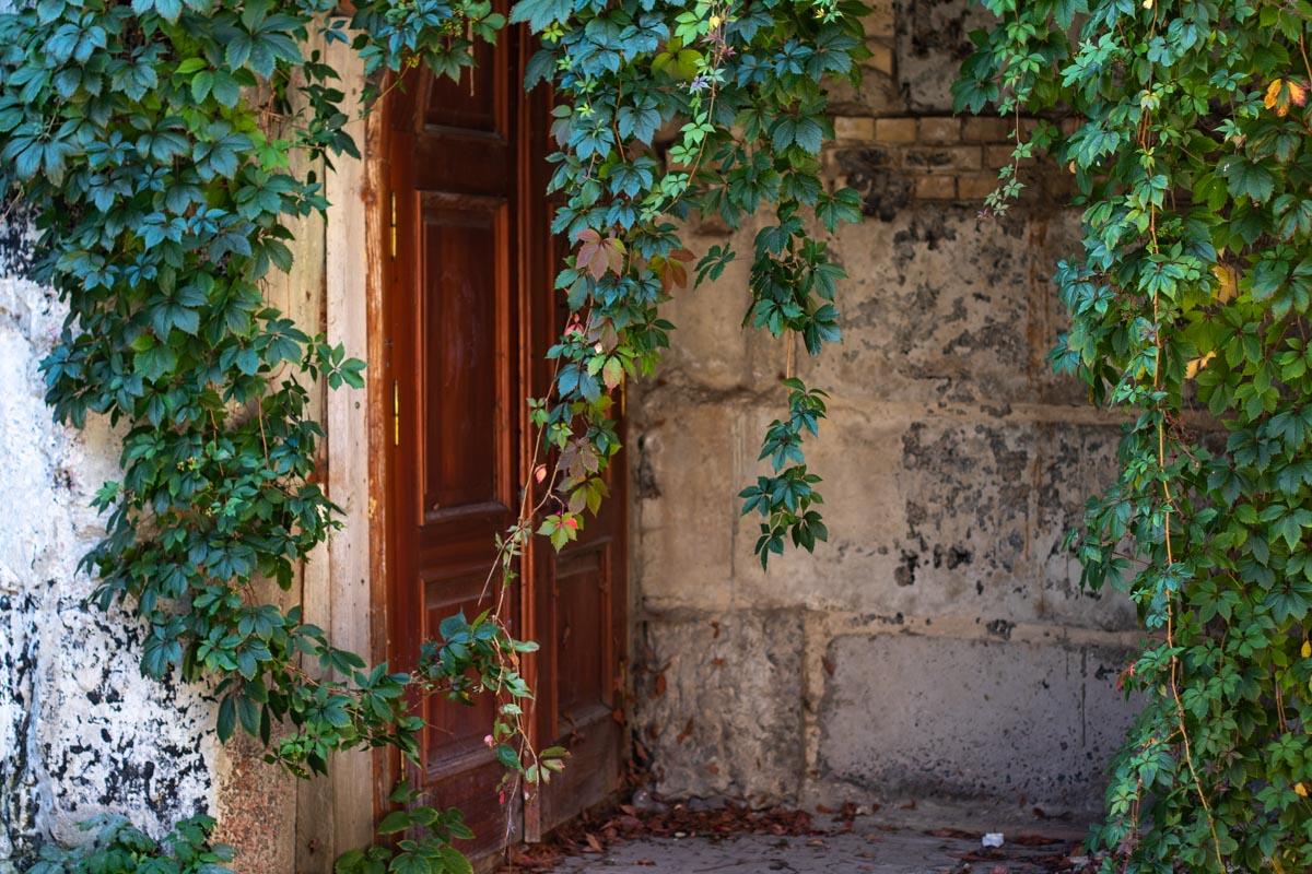 Хотя хватает в Крепости и укромных уголков