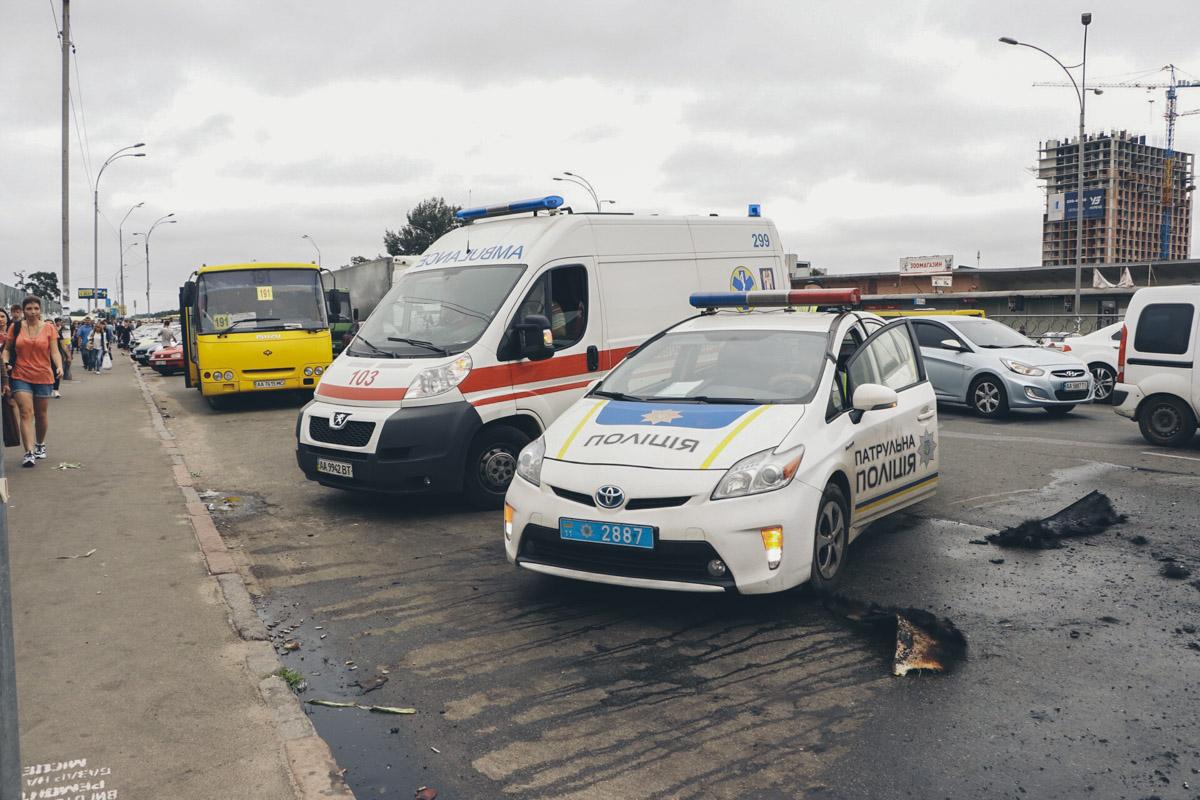 Следователи будут выяснять подробности инцидента