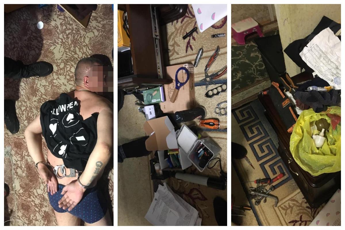 Трое мужчин ночью проникли в здание магазина и вынесли оттудатерминал iBox