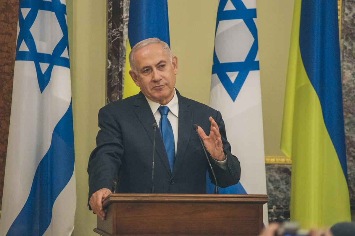 Биньямин Нетаньяху отметил, что между двумя странами много исторического общего и им нужно строить общее будущее