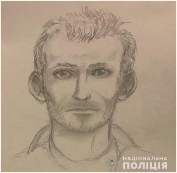 В Киеве ищут мужчину, который напал на несовершеннолетнюю