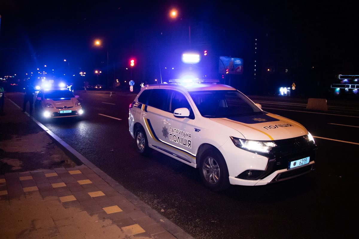 В Киеве на Большой Окружной дороге произошло смертельное ДТП