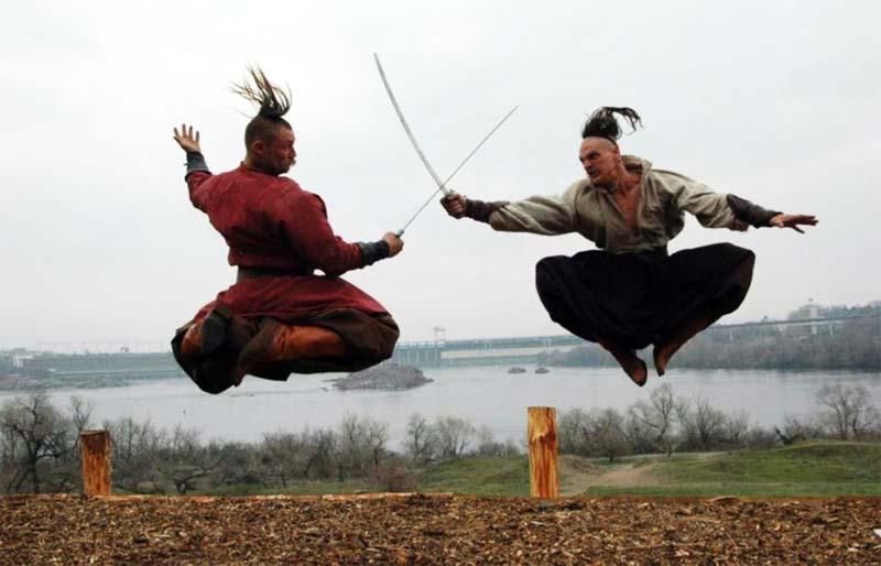 Международный фестиваль национальных воинских и традиционных культур соберет козаков из разных уголков Украины