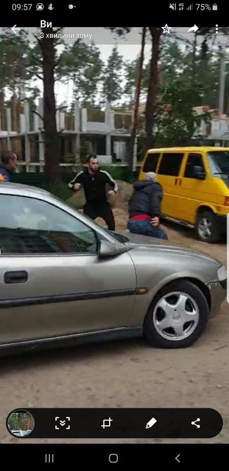 Куприй на своей странице в соцсетях опубликовал фото нападавших