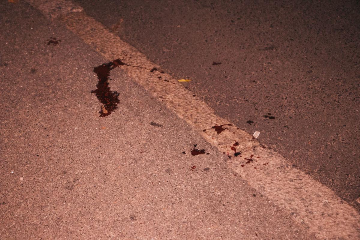 В результате как минимум один человек получил ранение
