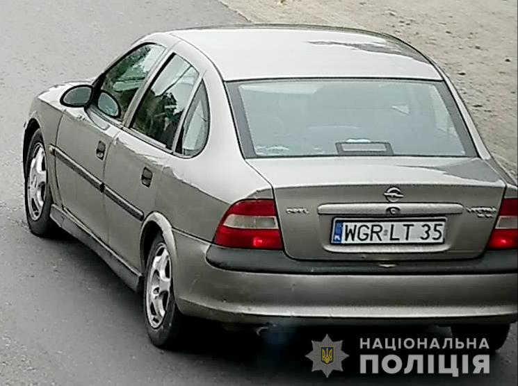 Двое неизвестных скрылись на сером Opel сразу после нападения