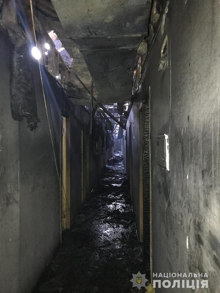 """Последствия пожара в отеле """"Токио Стар"""""""