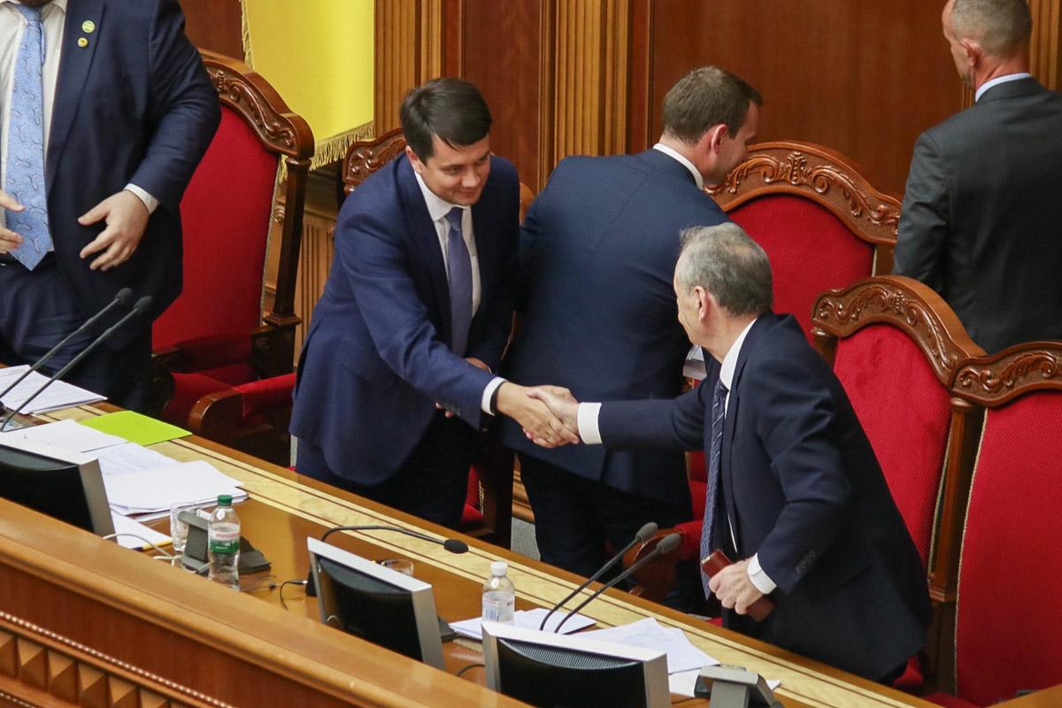 Дмитрия поздравляют с победой