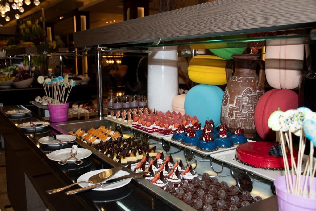 """Десерты выглядят как в ресторане """"Мишлен"""""""