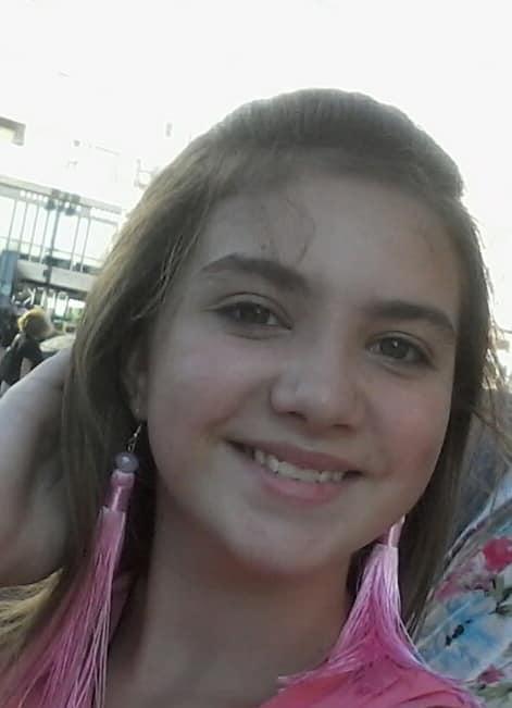 В Киеве разыскивают 14-летнюю Ткаченко Камилу Олеговну