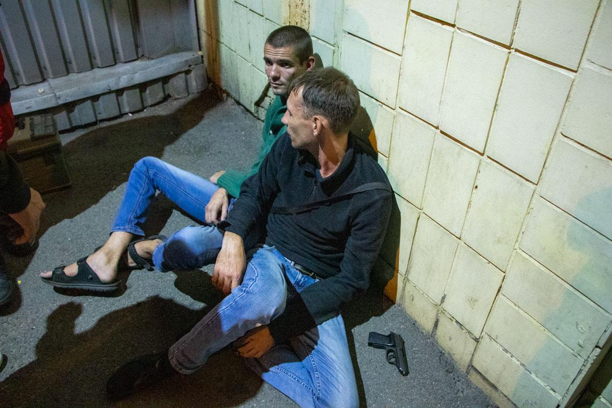 Дебоширы находились в сильном алкогольном опьянении
