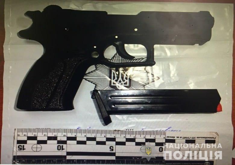 Стрельбой из травматического пистолета закончился конфликт между соседями