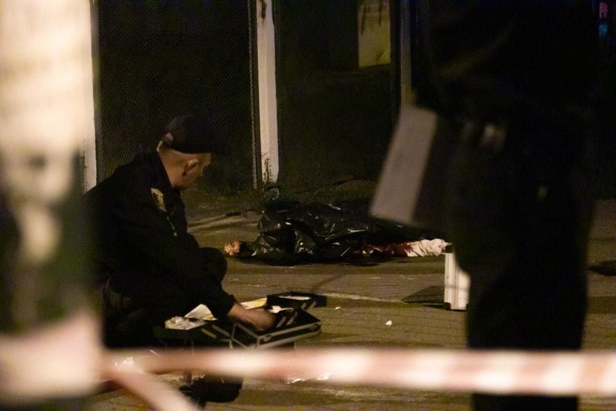 В Соломенском районе Киева произошло смертельное происшествие