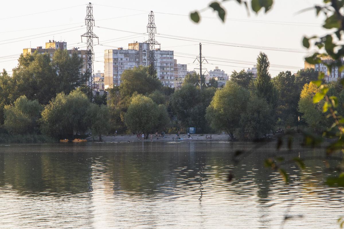 На озере Алмазное утонула женщина