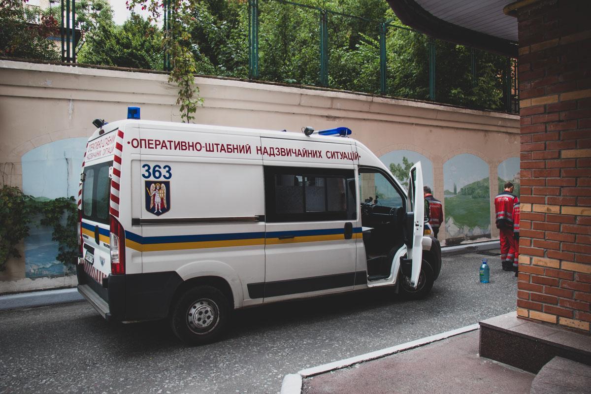 Свидетелями происшествия стали местные жители, которые вызвали полицию