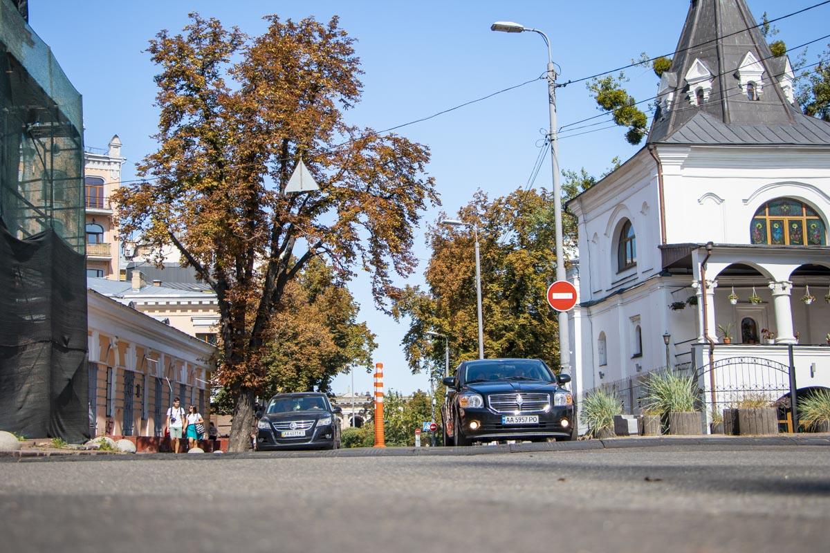 Так улица Покровская выглядит сейчас