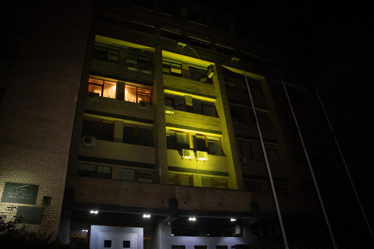 Эпицентр взрыва оказался на 4 этаже административного здания