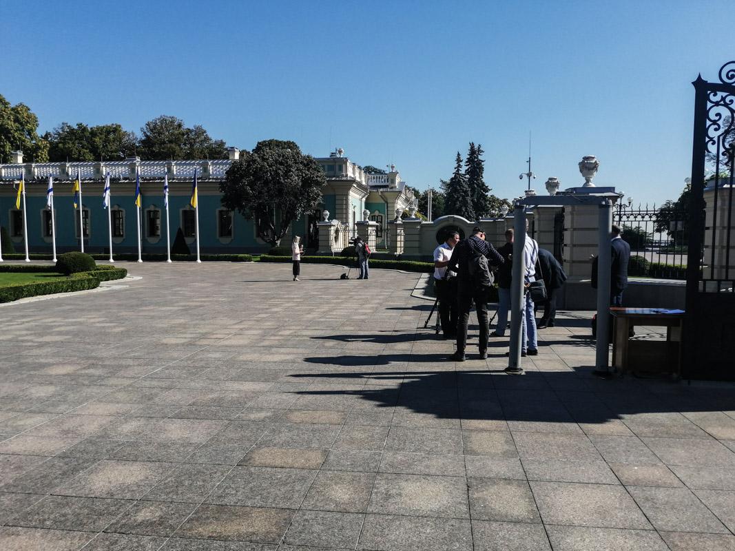 в Киев с рабочим визитом прилетел премьер-министр Израиля Биньямин Нетаньяху