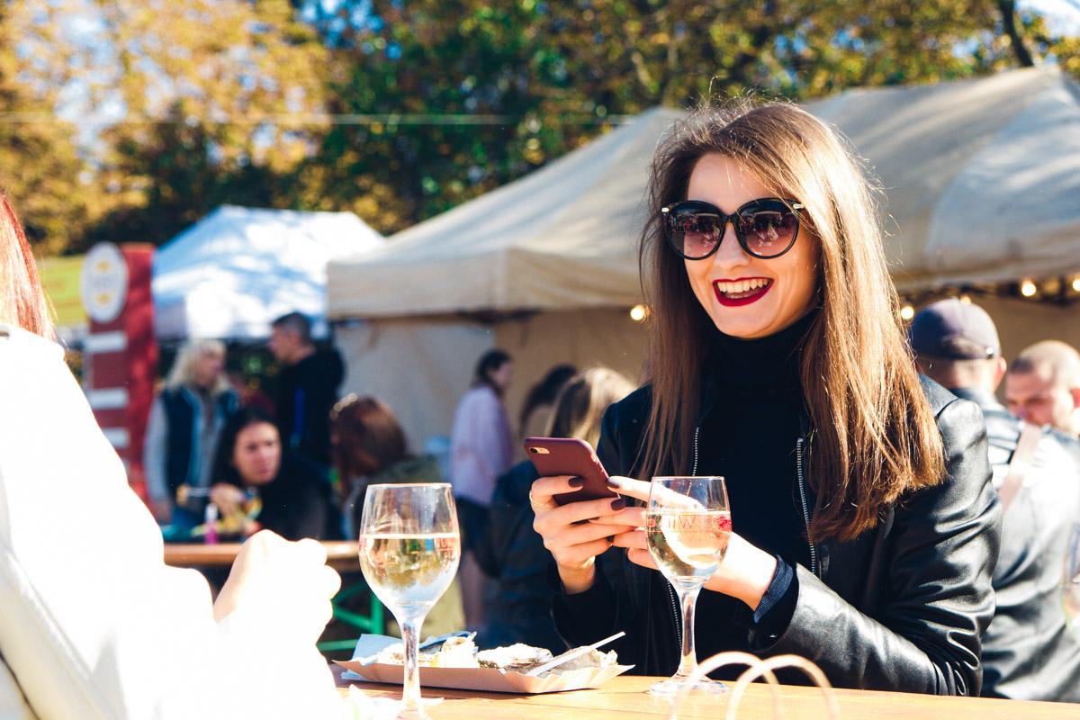 Денек в компании вина и вкусной еды — Ulichnaya Eda Wine предлагает именно такой досуг