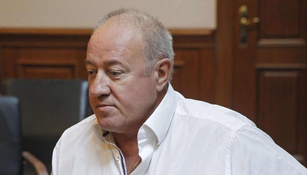 Виктор Чумак стал новым военным прокурором