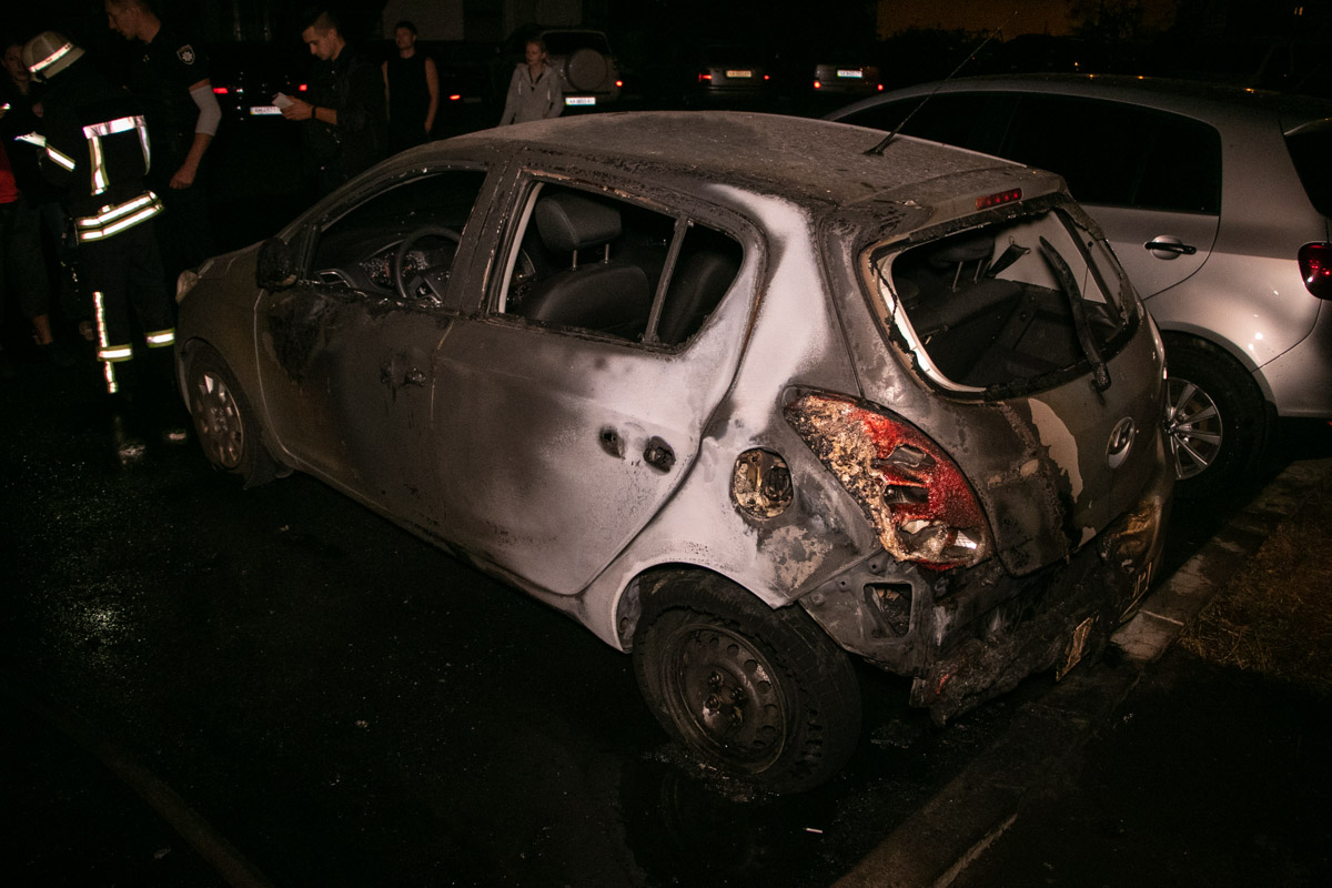 Повреждения Hyundai