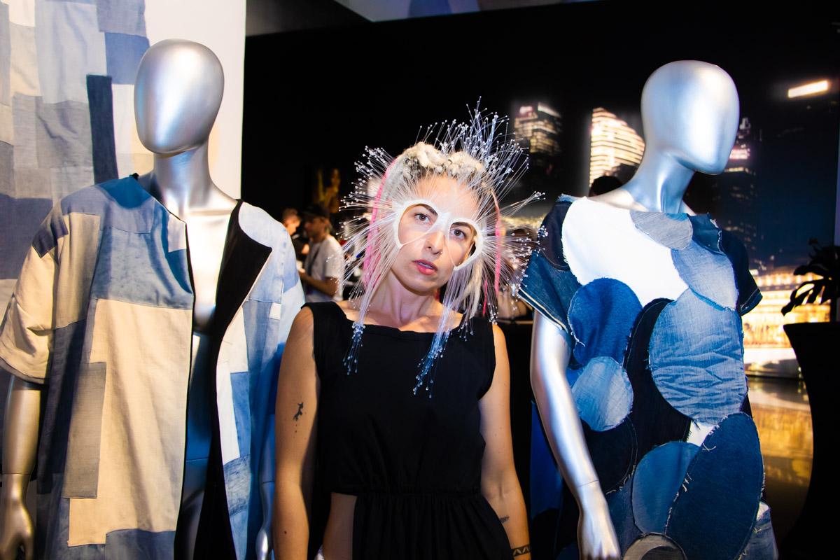 Певица Ярина Квитка поддерживает бренд, сама выступала в одежде KLAPTYK
