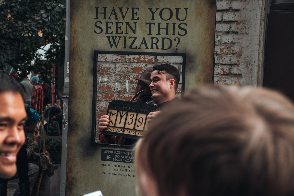 От фото в такой рамке из вселенной Поттера тяжело отказаться