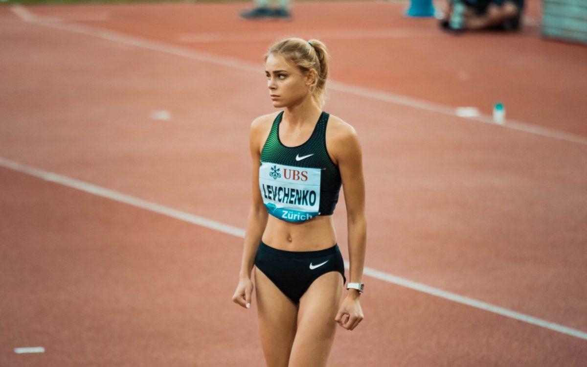 Юлия Левченко установила свой новый рекорд - 2,02 метра