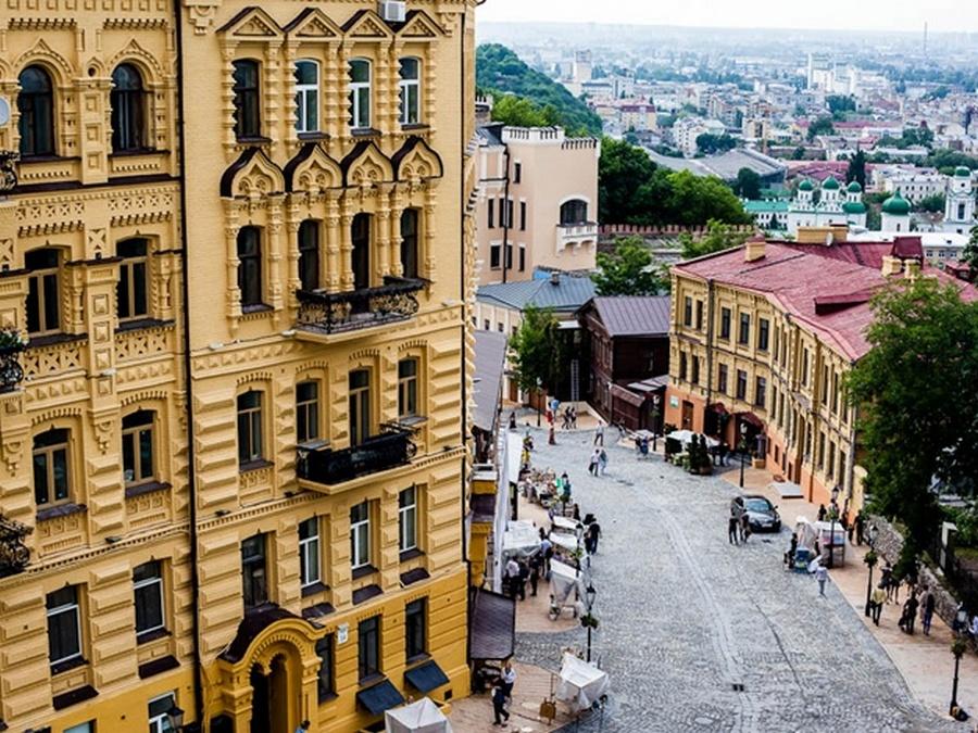 7 и 8 сентября в Киеве пройдет празднование Дня рождения Андреевского спуска