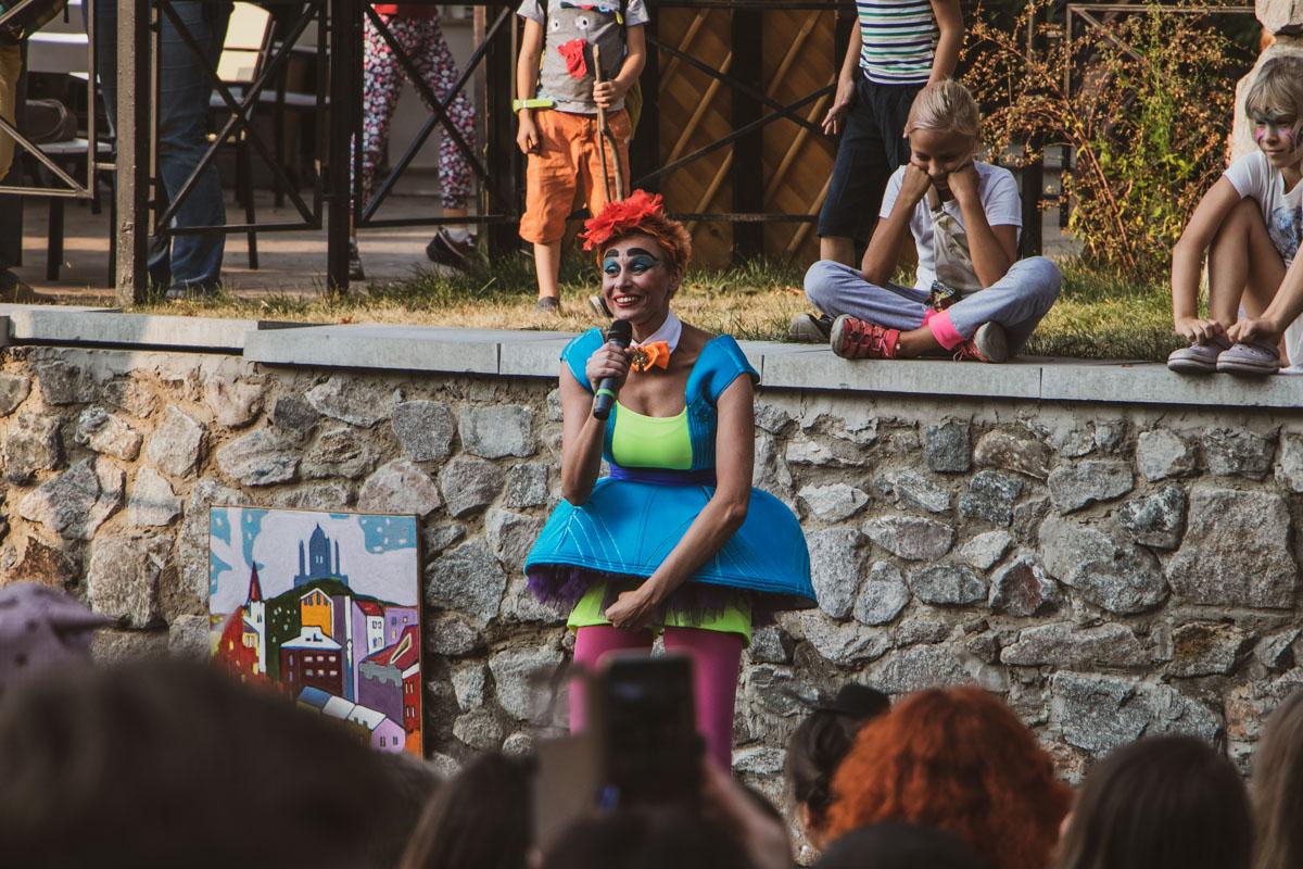 Танцевальные номера становились еще более зрелищными и яркими благодаря костюмам и самоотдаче артистов