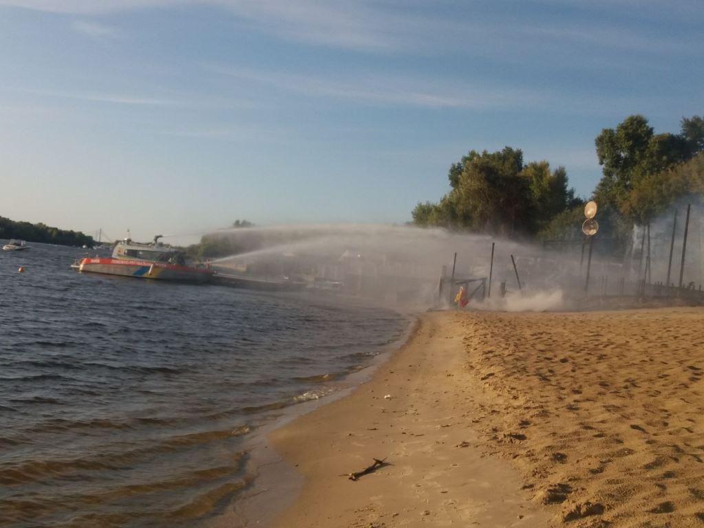 Пожару присвоили повышенныйранг сложности