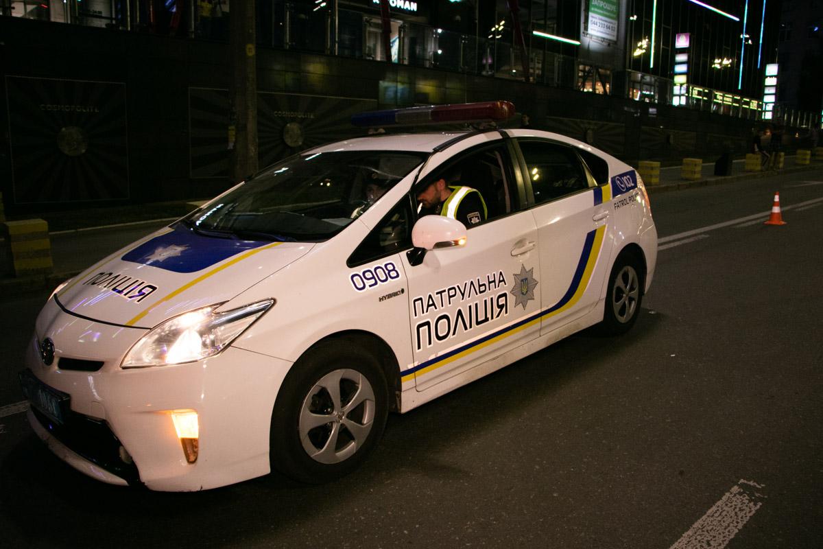 Обстоятельства ДТП устанавливают правоохранители
