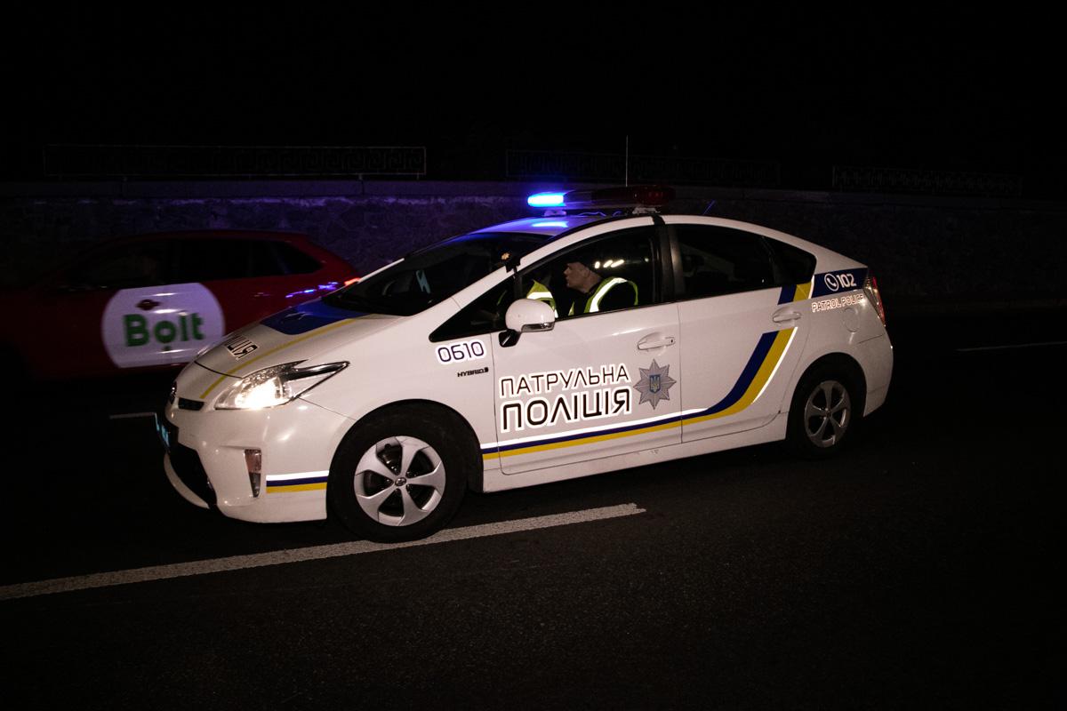 Причины обеих аварий устанавливает полиция